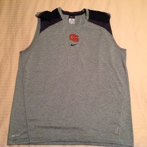 Oregon State Beavers Men's Sleeveless Shirt Large